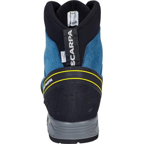 Scarpa Marmolada Pro OD - Chaussures Homme - bleu sur campz.fr ! Exclusif Pas Cher En Ligne GIr8ablsBv